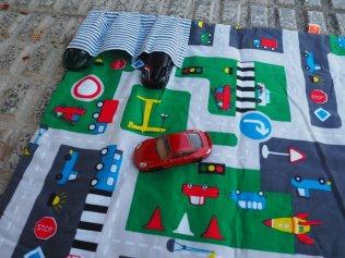 alfombra coches